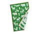 ökowolldecke - grün