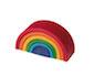 regenbogen - 6-teilig 17cm
