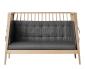 Linea Umbau zum Sofa - cool grey