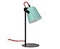 lampe chloe - grün-schwarz-rot