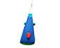 knuddel- und wutsack - blau