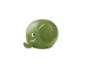 spardose elefant - grün